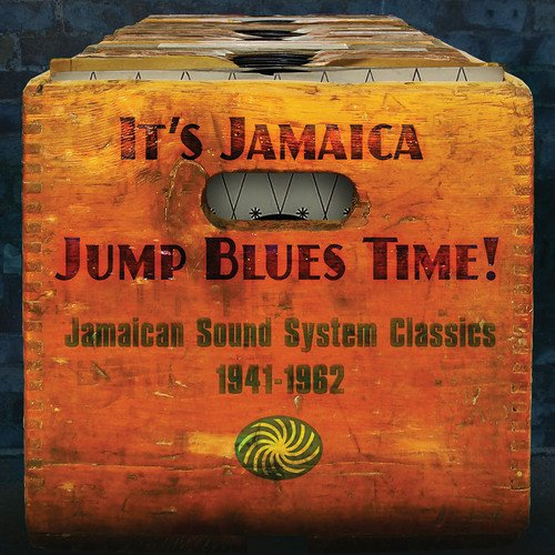 It's Jamaica Jump Blues Time