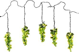 Kurt Adler 100-Light Green Grape LED Lights