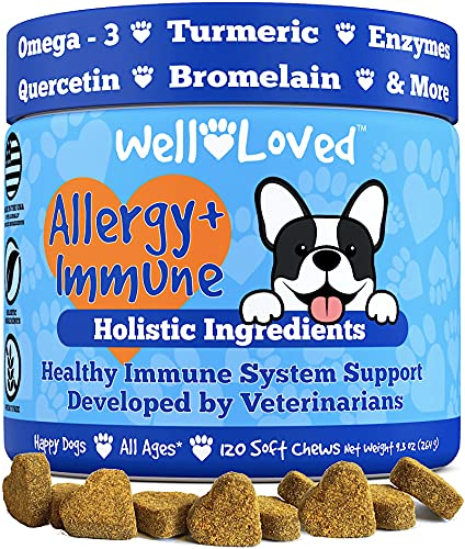 Top 10 best selling list for supplements for allergies in dogs