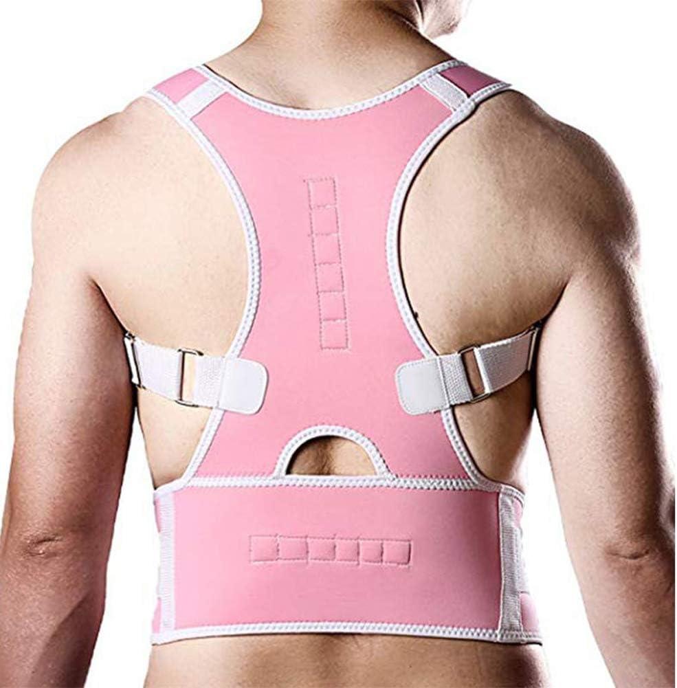 Back Brace Posture Corrector Keep Spine for Safe Men Women and latest Bargain P