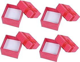 Toyvian Kartonnen Sieraden Dozen 24Pcs Papier Sieraden Organisatoren Dozen Present Verpakking Dozen Voor Ketting Oorbel Ar...
