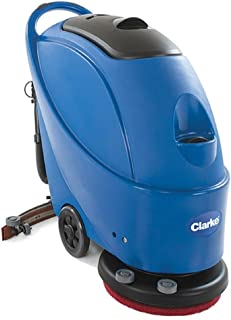Clarke CA30 17E Commercial Walk Behind Automatic Scrubber Cord Electric 17 Inch