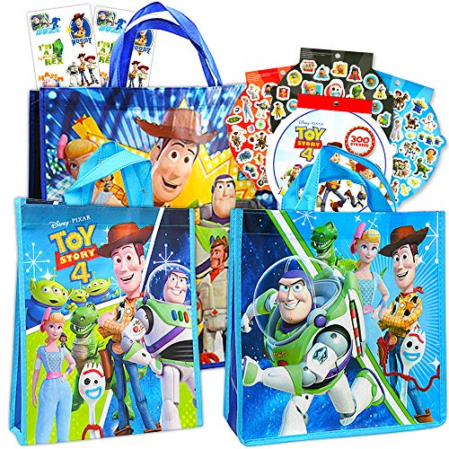 Toy Story Party Bags Value Pack with Stickers