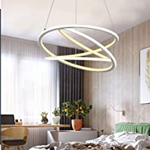 Chandeliers Ring Wrought Iron Material Chandelier Size 33cm*45cm Chandelier Lighting Modern Ceiling Lamp Bar Restaurant Fo...