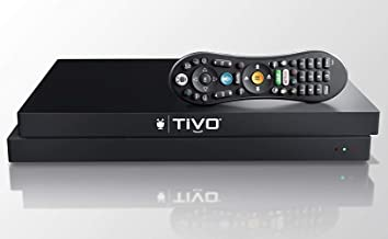 TiVo Edge for Cable | Cable TV, DVR and Streaming 4K UHD Media Player with Dolby Vision HDR and Dolby Atmos