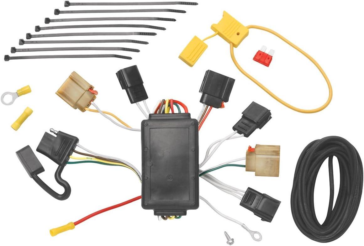 超目玉 Tekonsha 無料サンプルOK 118428 T-One Connector Circuit Protected Assembly with
