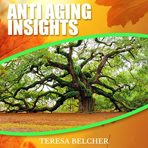 Antiaging Insights audiobook cover art