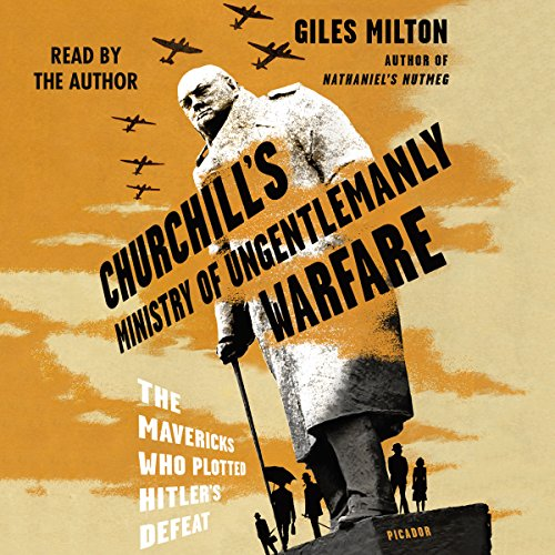 Churchill's Ministry of Ungentlemanly Warfare cover art