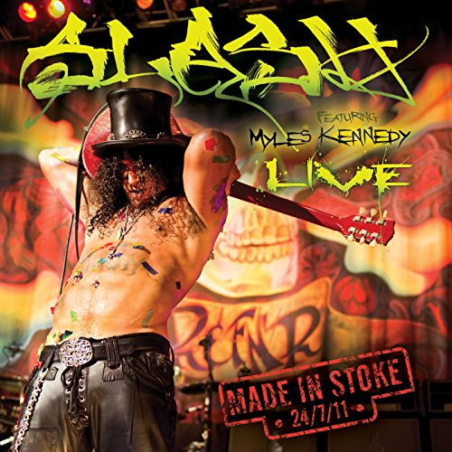 Made In Stoke 24.7.11 (Live) [Explicit]