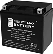 Mighty Max Battery YTX14-BS Replaces Kawasaki KVF KFX 750 Brute Force Prairie VN800 XQ Brand Product