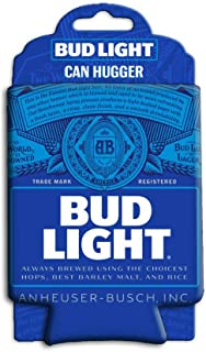 SBF Bud Light Blue Can Cooler