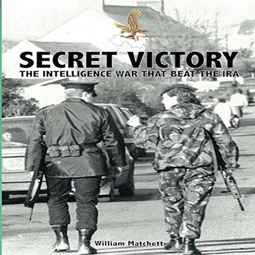 Secret Victory audiobook cover art
