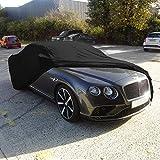 ICover Housse d'intérieur de luxe pour voiture, tissu super doux et respirant, 160 gsm