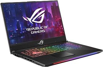 "ASUS ROG Strix Scar II GL704GW Gaming Laptop (Intel i7-8750H, 16GB RAM, 512GB Nvme SSD, NVIDIA RTX 2070 8GB, 17.3"" Full HD..."