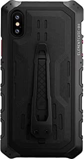 Element Case Black Ops Elite '18 Case for iPhone Xs Max -Black (EMT-322-197E-01)