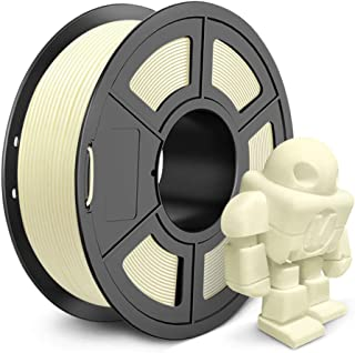 PLA Filament 1.75 mm 3D Printer Filament, 1kg Spool 3D Printing Filament, Dimensional Accuracy +/- 0.02 mm for 3D Printer ...