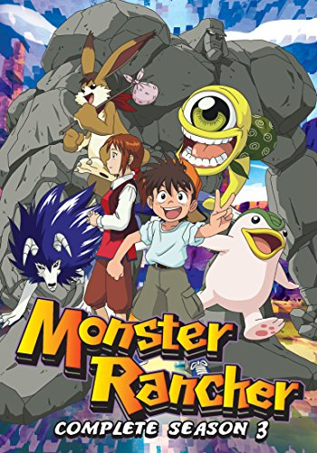 Monster Rancher: Complete Season 3 (4pc) [DVD] [Region 1] [NTSC] [US Import]