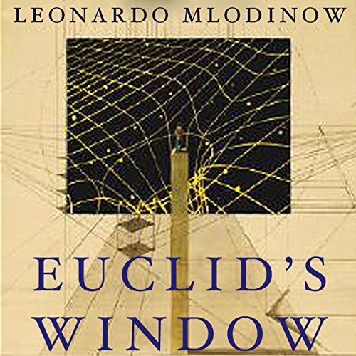 Euclid's Window audiobook cover art