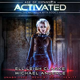 Activated: Age of Expansion audiobook cover art