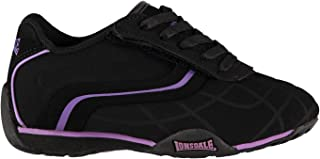 Lonsdale Kids Camden Child Boys Trainers Sneakers Lace Up Casual Sports Shoes