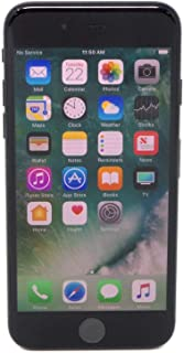 Apple iPhone 7, 32GB, Jet Black - For AT&T / T-Mobile (Renewed)