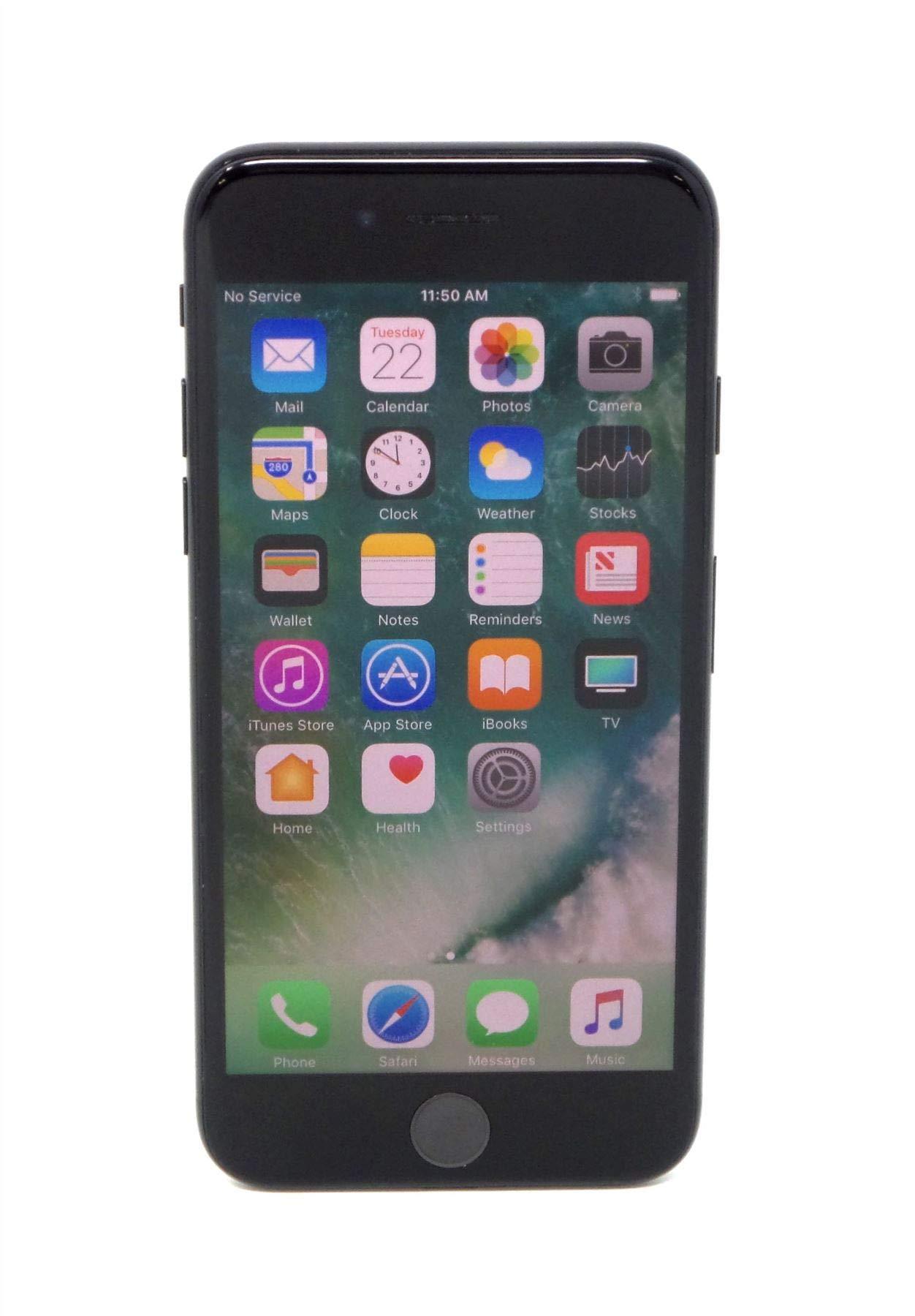 Apple iPhone 7 256GB Unlocked GSM 4G LTE Quad-Core Smartphone - Rose Gold (Renewed)