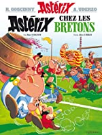 Astérix - Astérix chez les bretons - n°8 de René Goscinny