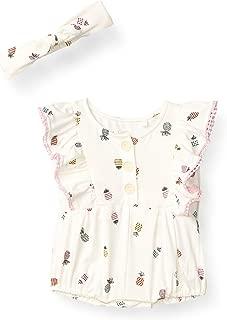 Jessica Simpson Baby Girls' Rompers