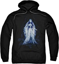 Trevco Corpse Bride Vines Unisex Adult Pull-Over Hoodie for Men and Women