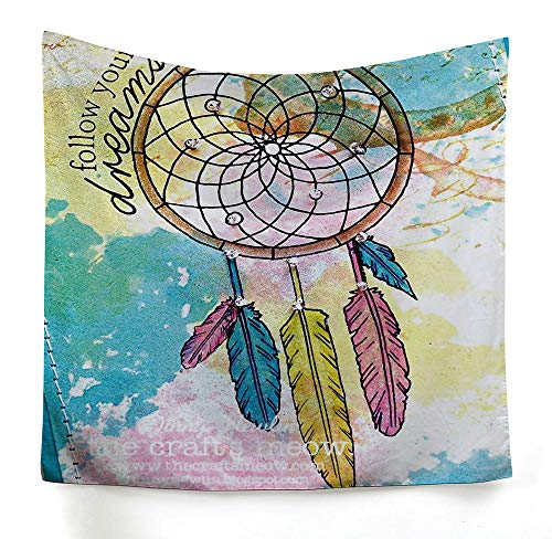 ZYLSZBD Pattern Wall tapestry Tapestries Wall Hanging Home Decorations For Living RoomDecorative fabric dream catcher printing-Picture 6_100x75cm