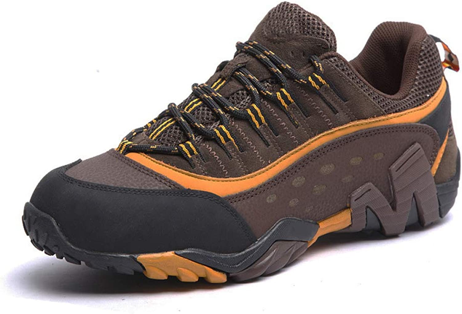 Men And Women Outdoor Hiking shoes Waterproof Field Sports shoes Non-Slip Plastic Floor Jogging Couple shoes