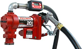 Best 50 gallon fuel transfer tank with pump Reviews