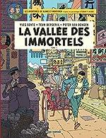 Blake & Mortimer - Tome 25 - La Vallée des Immortels - Tome 1 - Menace sur Hong Kong de Sente Yves