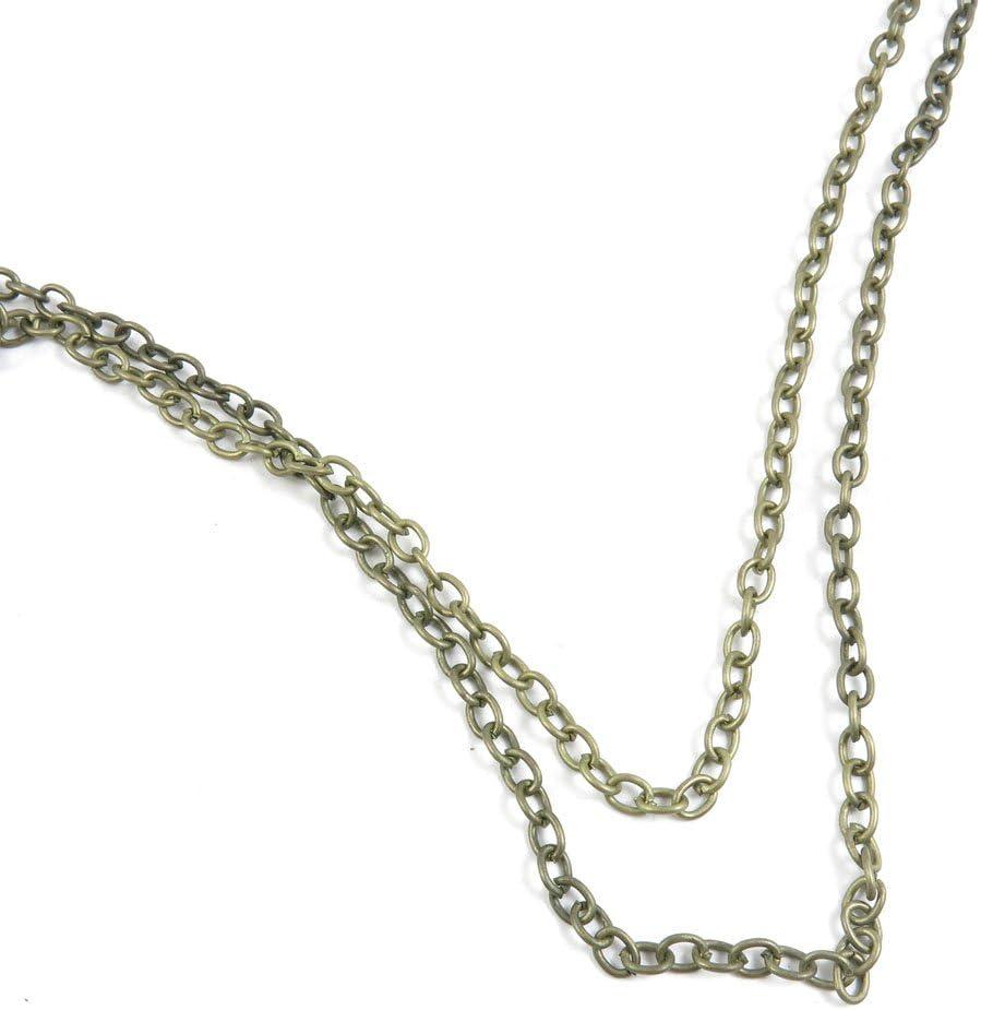 80 PCS Jewelry Making Chains Antique Phoenix Mall Fashion Ancient Cheap SALE Start Bronze Jewe