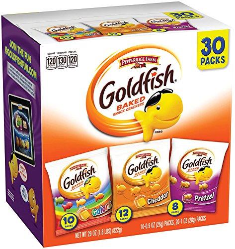Pepperidge Farm, Goldfish, Crackers