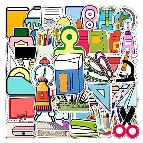 YCYY 100 Dibujos Animados Ins Viento Creativo Juego de papelería Pegatinas de Graffiti Equipaje Scooter refrigerador Pegatinas de Coche