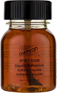 Mehron Makeup Spirit Gum (1 oz)