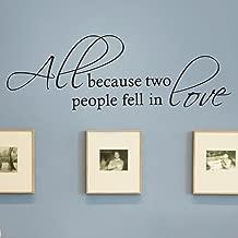 vinyl lettering love quotes