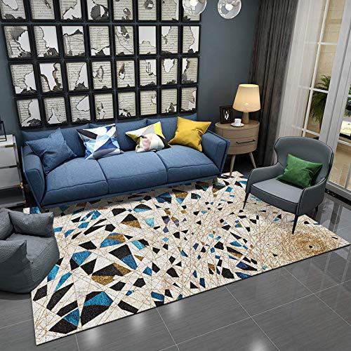 AOIWE Alfombra Grande Dormitorio Alfombra-Sala de Estar Grande Alfombra 200x300cm (Color : H02, Size : 200x300CM)