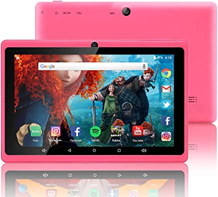 7 inch Tablet Google Android 8.0 Quad Core 1024x600 Dual...
