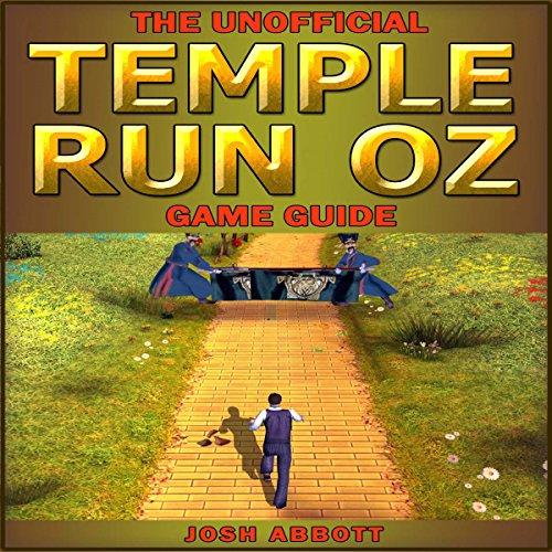 Temple Run Oz Game Guide audiobook cover art