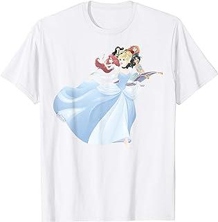 Disney Princess Girls Night Out Group Shot T-Shirt