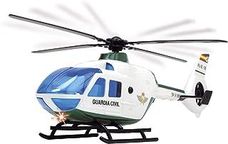 Helicóptero de 36cm de la Guardia Civil con luz y sonido (D