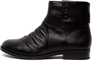 Hush Puppies Hayworth Womens Shoes Flat Ankle Boots