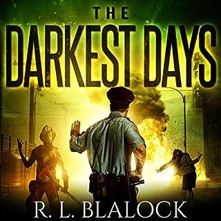 The Darkest Days audiobook cover art