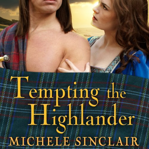 Tempting the Highlander audiobook cover art