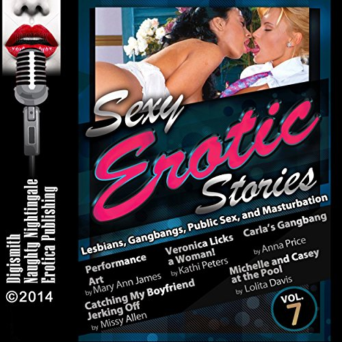 Sexy Erotic Stories cover art