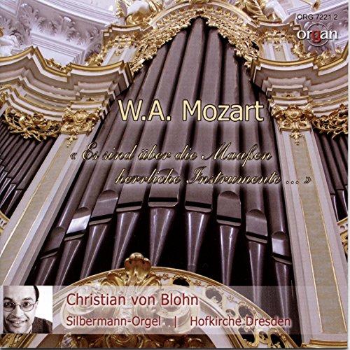 Andante für ein Orgelwerk in einer Uhr in F Major, K. 616 (Arr. for Organ)