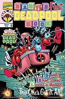 Baby's First Deadpool Book #1