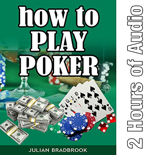 How to Play Poker audiobook cover art